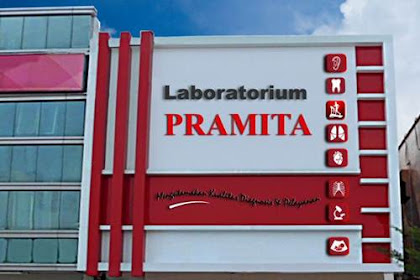 Lowongan Pramita Lab Pekanbaru September 2019