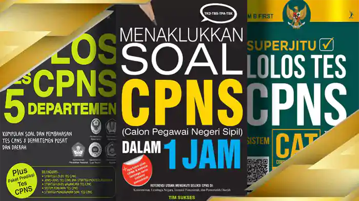 Download Buku CPNS 2021 Pdf Gratis (Part 5) - Bli Komang