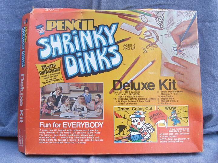 shrinky dinks, manualidades, diys