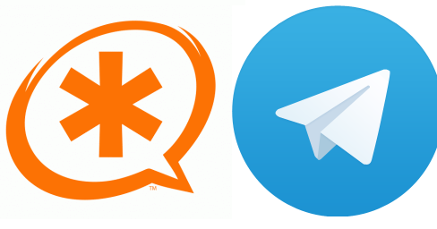 Connect your Asterisk telephony system to your Telegram
