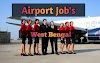 West Bengal Airport jobs Ground Staff,Cabin Crew And Ticketing Hiring