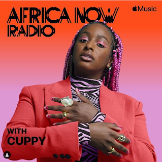 "Apple Music on Thursday May 28, announced that it will be launching its first radio show in Africa tagged  ""Africa Now Radio with Cuppy"","