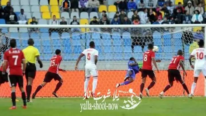 نتيجة مباراة ليبيا وغينيا الاستوائية 15/11/2020 تصفيات امم افريقيا 2021