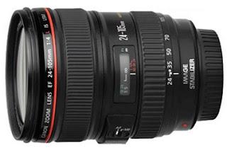 Harga Lensa Canon Terbaru