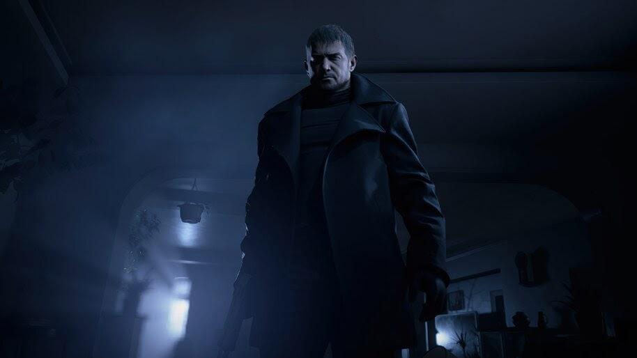 Resident Evil Village, Chris Redfield, 4K, #5.2050
