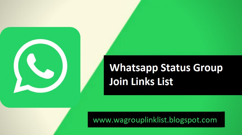 Join Now Whatsapp Status Group Join Links List Whatsapp