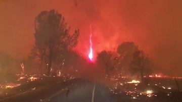 Incêndios na Califórnia:Novamente sob ataque de geoengenharia climática