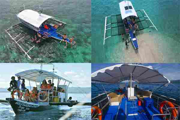 Sea Drake Tours Island Experience Dragon Junior Class A in Bohol Philippines 2018 and riding boat,life jacket, good for family,relatives and friends