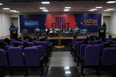 Startup India Stand up India, Dream or Reality: BIG FIGHT at Jagran Lakecity University