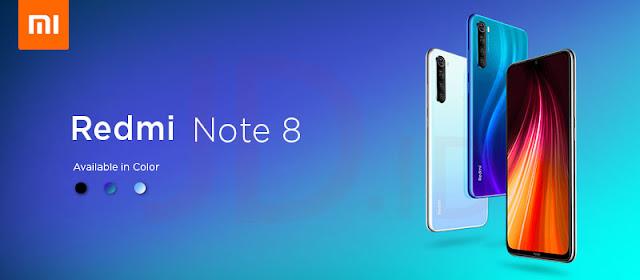 Harga dan spesifikasi Xiaomi redmi note 8 Terbaru !