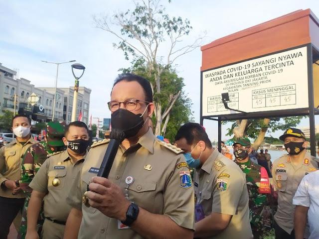 Astaga! Anies Naikkan Lagi Pajak Parkir DKI Jakarta, Pengusaha Beri Komentar Pedas!
