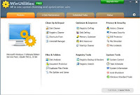WinUtilities Professional Edition free download