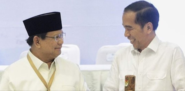 TKN Upayakan Jokowi Bertemu Prabowo Sebelum 22 Mei