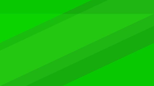 geometrik hijau