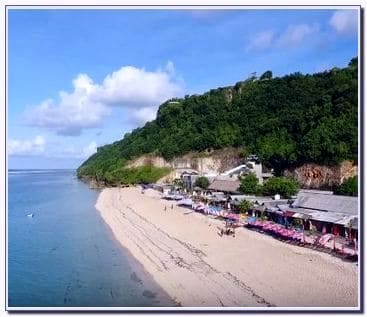 Gambar Pantai Pandawa