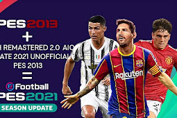 Patch Remastered Update Season 2021 V2 AIO - PES 2013