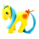 My Little Pony Good Weather UK & Europe Year Nine Playset Ponies G1 Pony