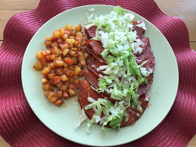 Receta de Enchiladas Potosinas