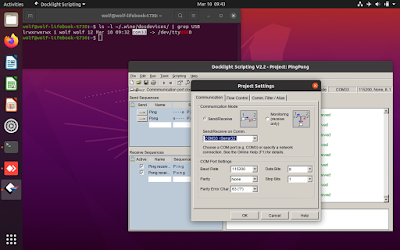 Setting up serial ports (Linux tty / Windows COM)