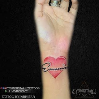 Best Tattoo Studio In Chandigarh