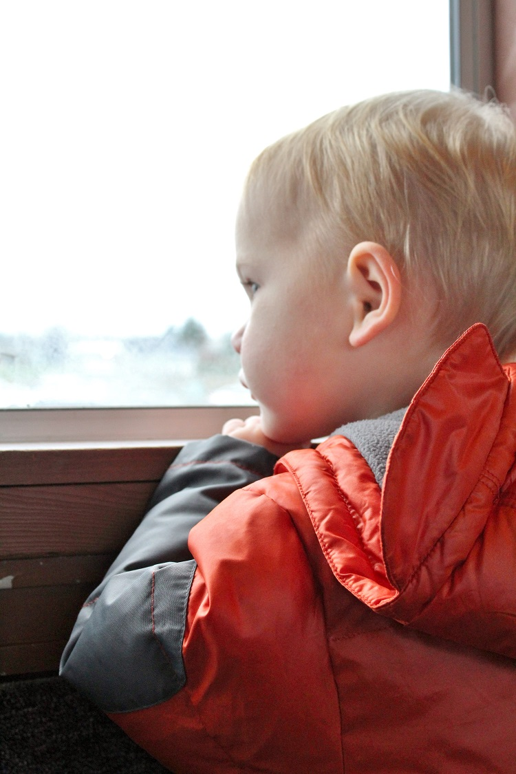 This Christmas, maybe you should take your kiddo on The Polar Express!