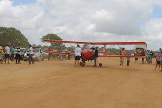 1º Aero Cuité reúne aeronaves e pilotos da Paraíba e do RN
