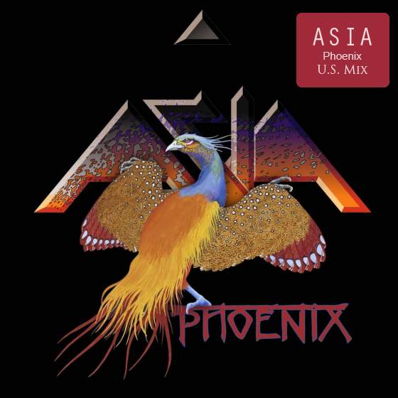 ASIA - Phoenix (Special Edition) [US Mix remastered] (2016) full