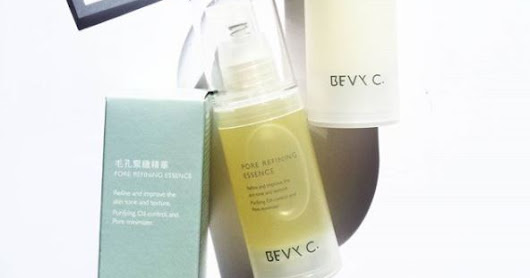 BEVYC Pore Refining Essence and Oil Control Lotion Review