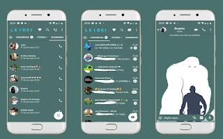 Rampage Theme For YOWhatsApp & Fouad WhatsApp By Leidiane