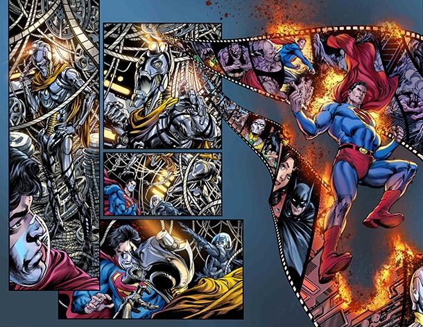Batman/Superman #17 - 1