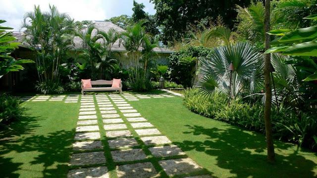Chăm sóc khu vườn ấn tượng giúp không gian ngoại thất trở lên cuốn hút hơn