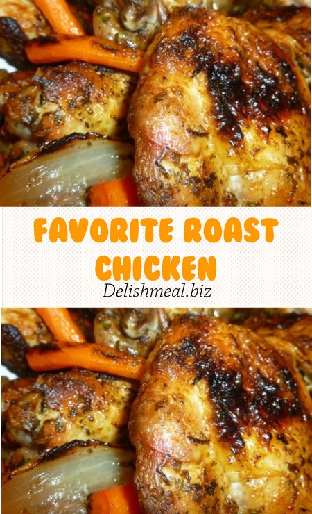 Favorite Roast Chicken