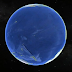 Earth, from an angle you don't see very often. (Picture)