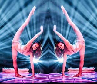Dominic Thiem S Current Girflriend Lili Paul Roncalli In Circus