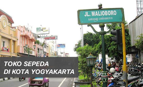 10 Tempat Beli Sepeda Populer di Kota Yogyakarta