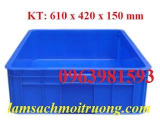 Cung cấp thùng nhựa công nghiệp, sóng nhựa bít, sóng nhựa cơ khí cao 150