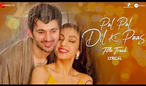 Rehna Tu Pal Pal Dil Ke Paas : best of  Arjit singh New Hindi song lyrics caption