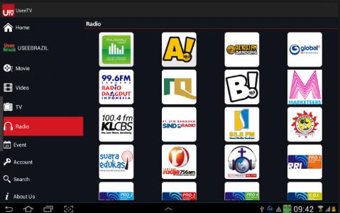 Aplikasi nonton live streaming gratis di hp Android