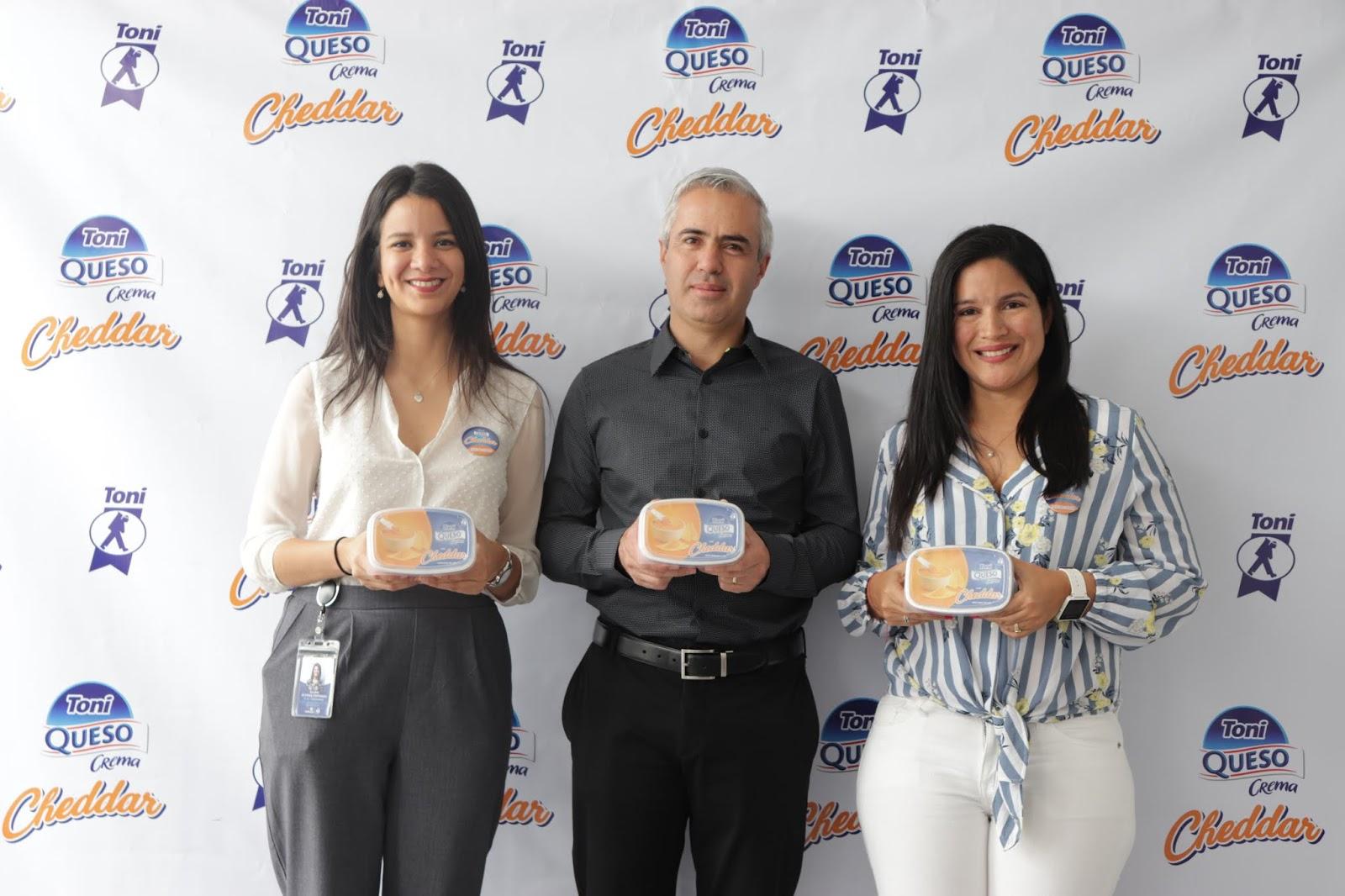 Tonicorp lanza al mercado su nuevo toni queso crema cheddar