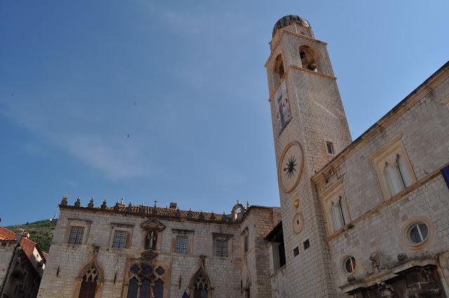 Foto de La torre del reloj de Dubrovnik - Que ver en Dubrovmik