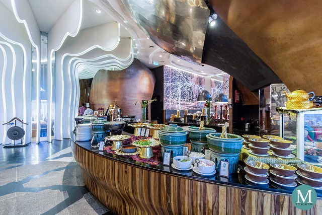 Ramadan Buffet at Hilton Kuala Lumpur