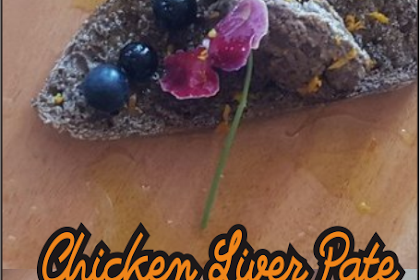 Chicken Liver Pate