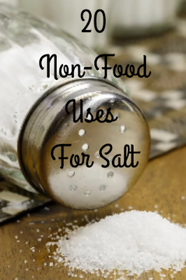 20 Non-Food Uses For Salt