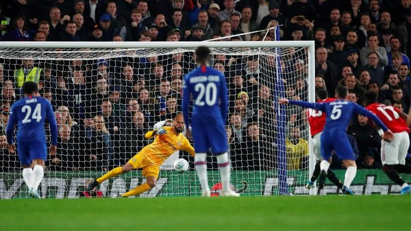 Piala Liga Inggris: Rashford Antar MU Singkirkan Chelsea