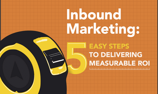 Inbound Marketing: 5 Easy Steps to Delivering Measurable ROI