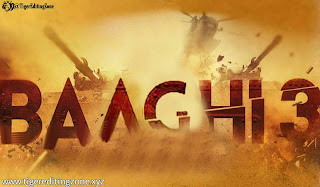 Baaghi 3 Photo Editing Background | Baaghi 3 Movie Poster for Editing