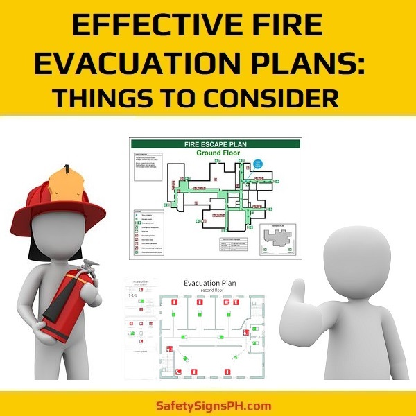 Effective Fire Evacuation Plans: Things To Consider