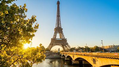 Turismo en Paris, la ciudad del amor