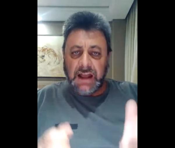 """Nova Cantu: Prefeito Airton Agnolin anuncia lockdown a partir de quinta-feira. """"100% fechado""""!"""