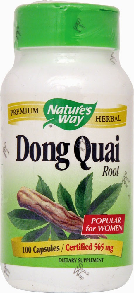 How much dong quai to take